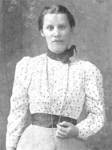 McCoy, Annie Sifford
