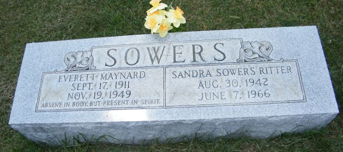 Sowers, Everett Maynard